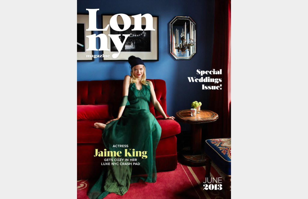 june 2013 issue of lonny